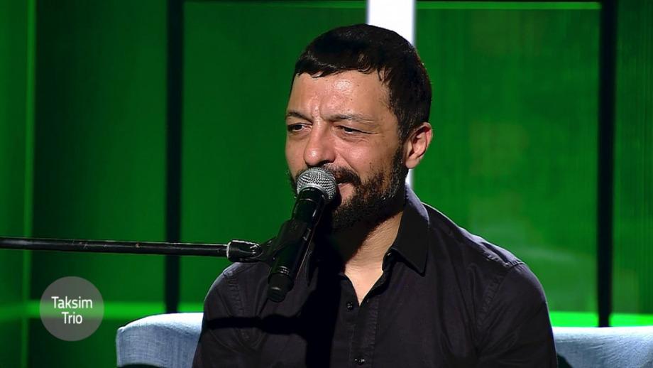 Mehmet Erdem ve İsmail Altunsaray Taksim Trio'ya Konuk Oldu!