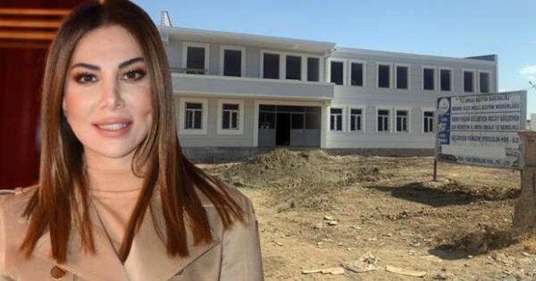 Ebru Yaşar'ın Okulu Eğitime Hazır