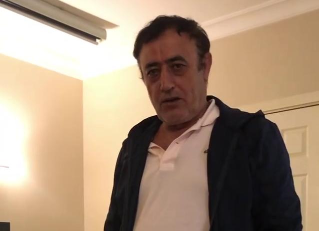 Mahmut Tuncer'den ''Halaylama''