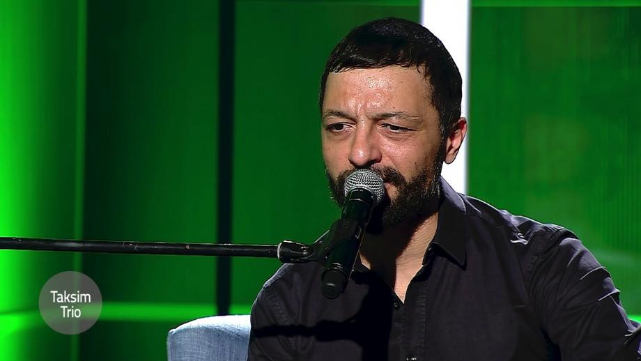 Mehmet Erdem Taksim Trio'ya Konuk Oldu!