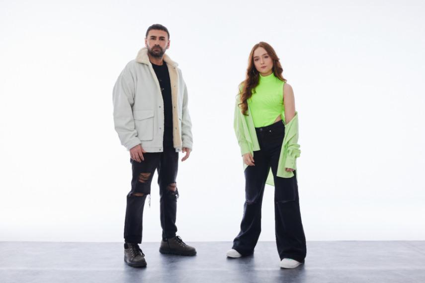 Serdar Ayyıldız ve Işıl Ayman'dan Sezen Aksu Şarkısı