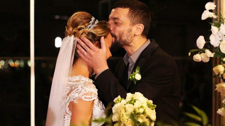 Mehmet Erdem ve Vildan Atasever'in Mutlu Günü